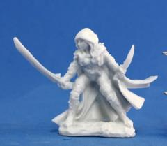 Deladrin - Female Assassin