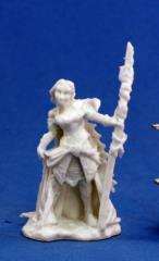 Devona - Female Wizard