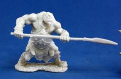 Orc Hunter w/Spear