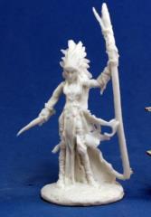 Liela - Dark Elf Wizard