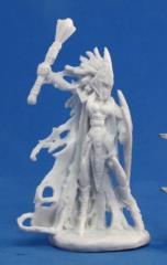 Tierdeleira - Dark Elf Cleric