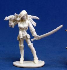 Finaela - Female Pirate