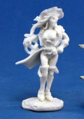 Mariel Twinspar - Female Pirate