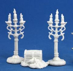 Treasure Pile & Candelabra