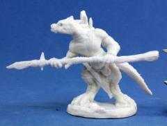 Lizardman Spearman