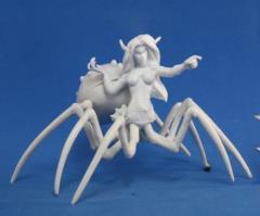Shaerileth - Spider Demoness