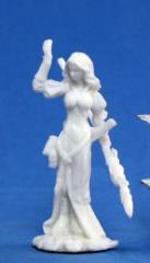 Hyrekia - Female Elf Wizard
