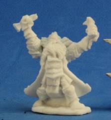 Thain Grimthorn - Dwarf Cleric