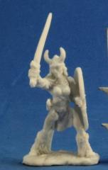 Ingrid - Female Barbarian