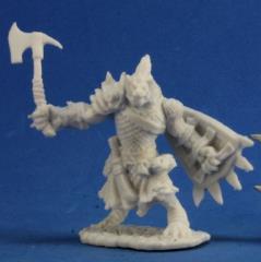 Bloodmane - Gnoll Warrior