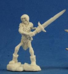 Skeleton Guardian w/Two-Handed Sword
