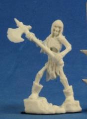 Skeleton Guardian Axeman