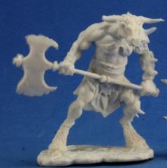 Bloodhoof - Minotaur Barbarian