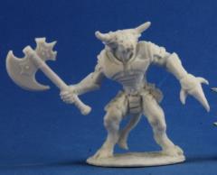 Bronzeheart - Minotaur Hero