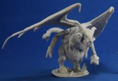 Demon Orcus - Demon Lord of the Undead