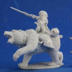 Ursula - Dwarven Bear Rider