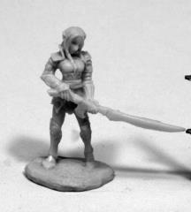 Flara - Elf Heroine