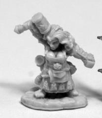 Margara - Female Dwarf Shaman