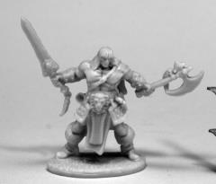 Brand Oathblood - Barbarian