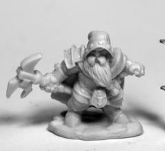 Durok - Dwarf Ranger