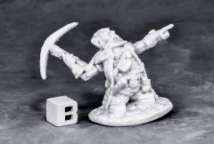 Dwarf Master of the Hunt