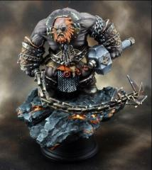 Bluferg - Fire Giant Jailor