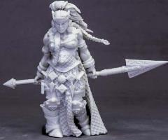 Vanja, Fire Giant Queen (Huge)