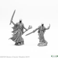 Wraith Lord and Bodyguard