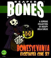 Bonesylvania Kickstarter - Core Set