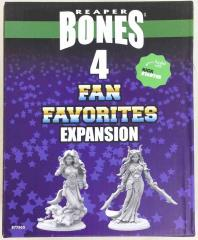 Reaper Bones 4 - Fan Favorites