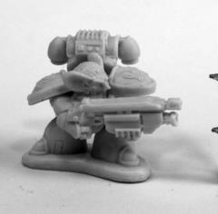 Space Mousling (Left)
