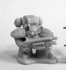 Space Mousling (Right)
