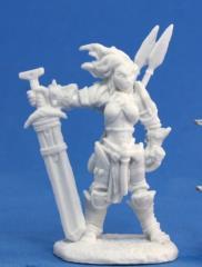 Amiri - Iconic Barbarian