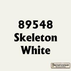 Skeleton White