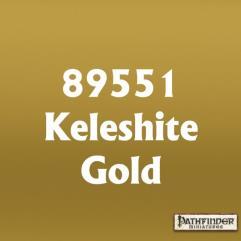 Keleshite Gold