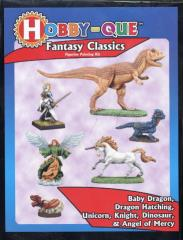 Hobby-Que Learn to Paint Kit - Fantasy Classics