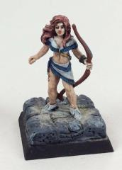 Ahlissa of the Blade #1