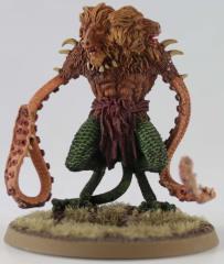 Demonic Lasher #1