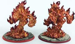 Fire Elemental 2-Pack #1