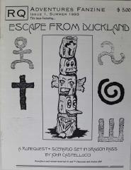 "#1 ""Scenario - Escape from Duckland"""