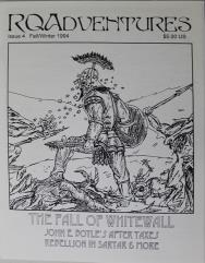 "#4 ""The Fall of Whitewall, Rebellion in Sartar"""