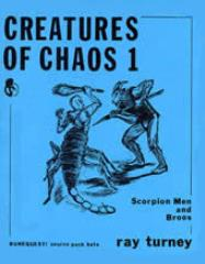 Creatures of Chaos #1 - Scorpion Men & Broos