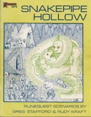 Snake Pipe Hollow (1st Edition)