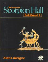 SoloQuest #2 - Scorpion Hall