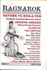 "#31 ""Return to Bog-a-Ten Complete Victorian-Mesozoic Rules, Amazon Ambush Mecha Carnage Scenario"""