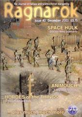 "#40 ""Dr. Who Space Hulk Scenario, Animouch! Labyrinth Scenario"""