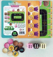 Rocky Road - Dice Cream