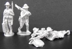 Spanish Infantry w/LMG's