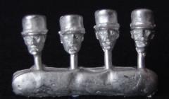 Spanish Heads in Ros Kepi
