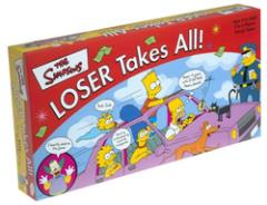 Simpsons, The - Loser Takes All